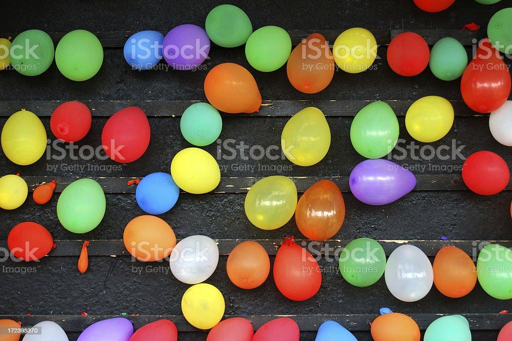 Balloon Darts royalty-free stock photo