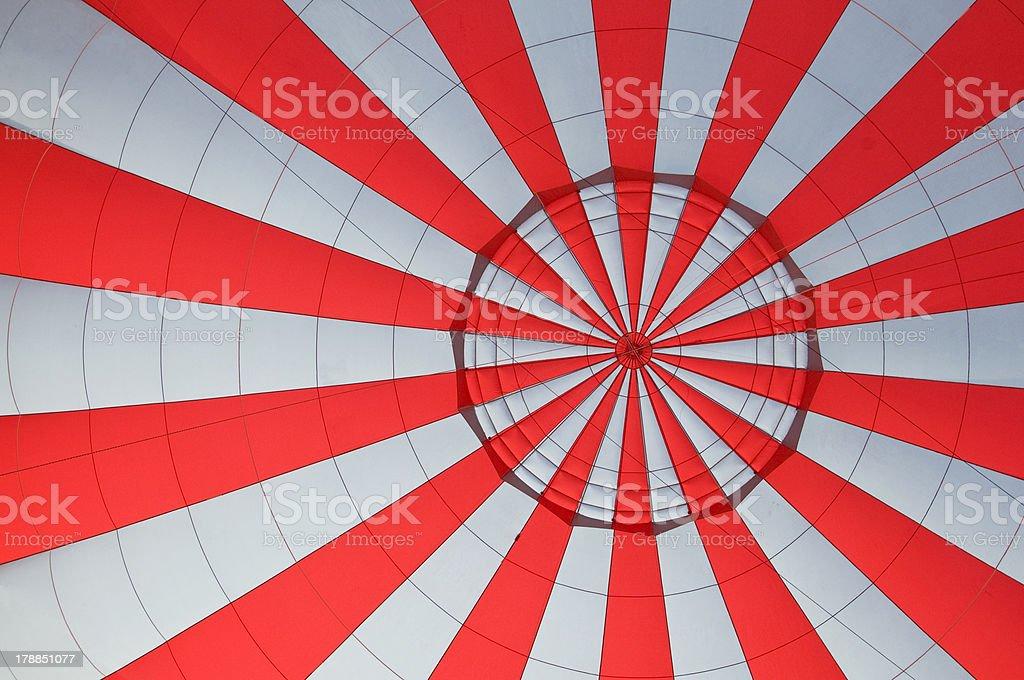 Balloon pattern stock photo