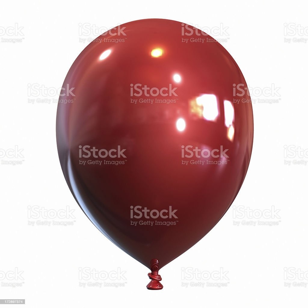 Balloon royalty-free stock photo