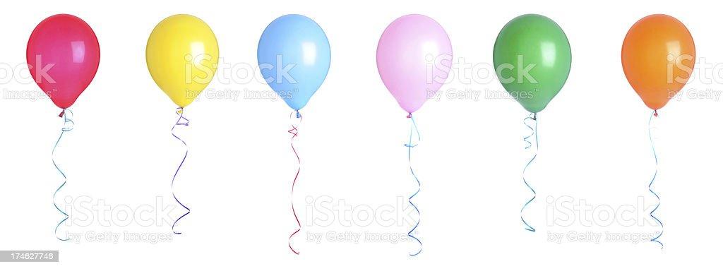 Balloon Time (XXXL) stock photo