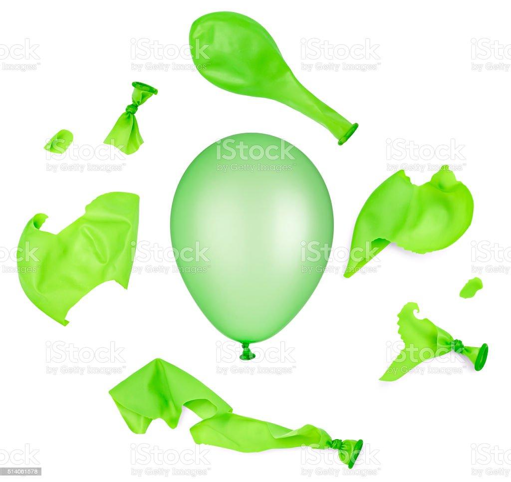 balloon toy childhood celebration fiesta stock photo