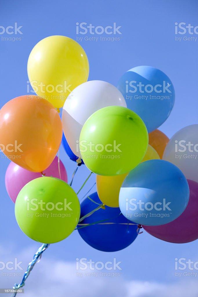 Balloons royalty-free stock photo