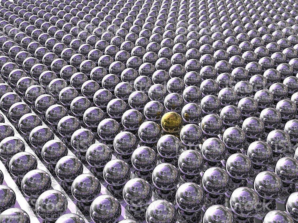 Balls Everywhere royalty-free stock photo