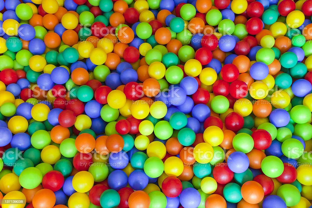 Balls royalty-free stock photo