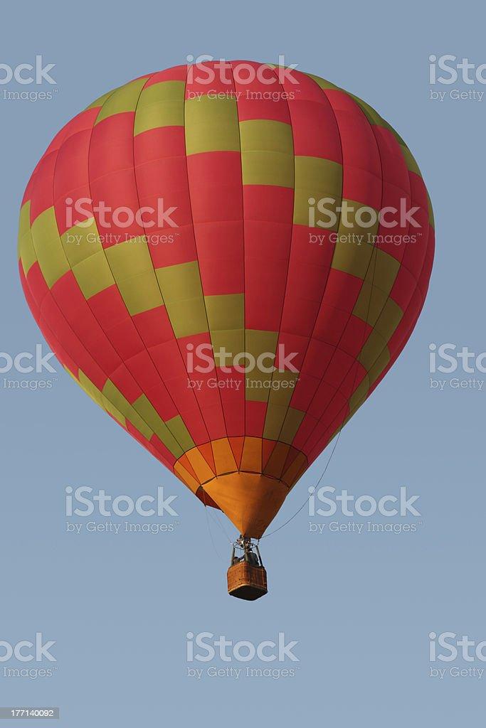 Balmy Ballooning royalty-free stock photo