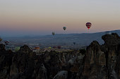 Baloons in Cappadocia