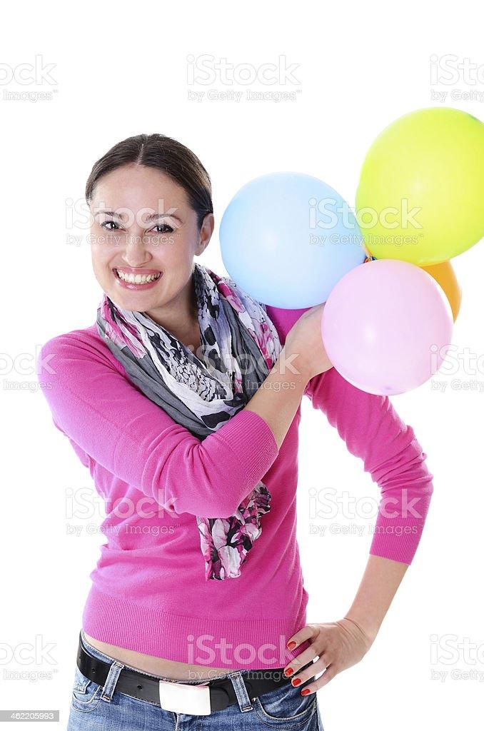 baloons royalty-free stock photo