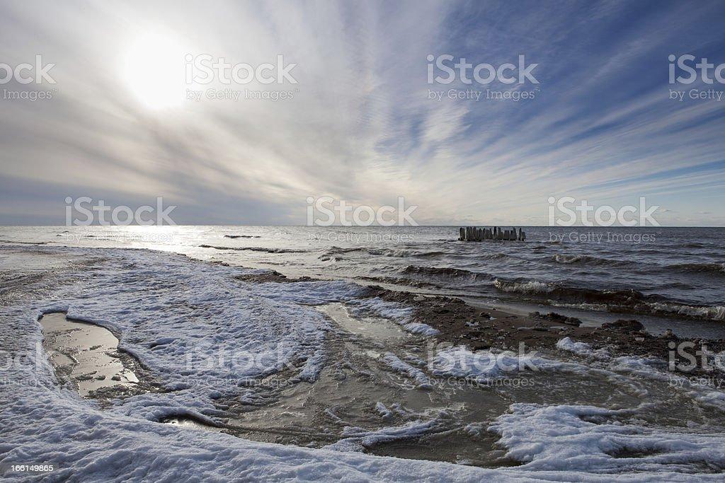 Baltic royalty-free stock photo