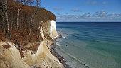 Baltic Sea Cliffs Jasmund National Park