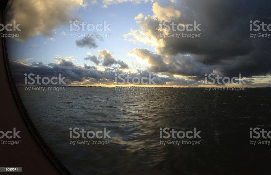 baltic sea royalty-free stock photo
