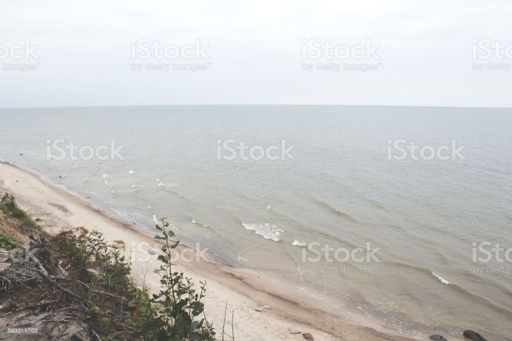 Baltic Sea stock photo