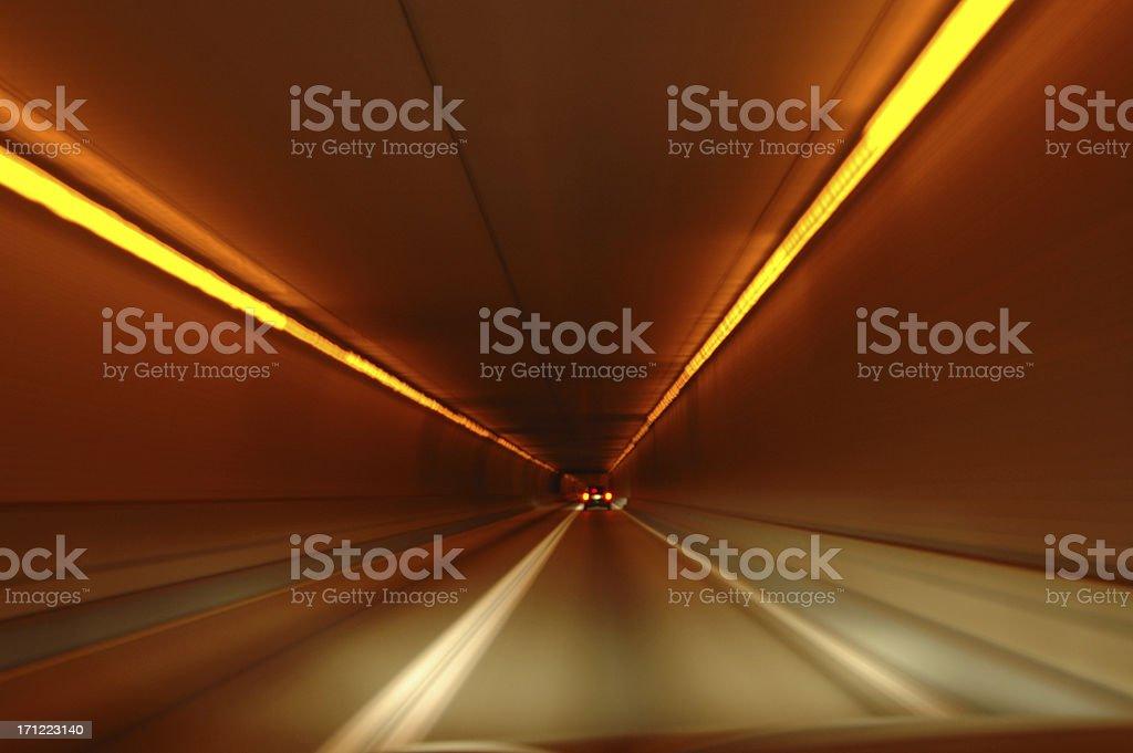 Baltimore Harbor Tunnel royalty-free stock photo