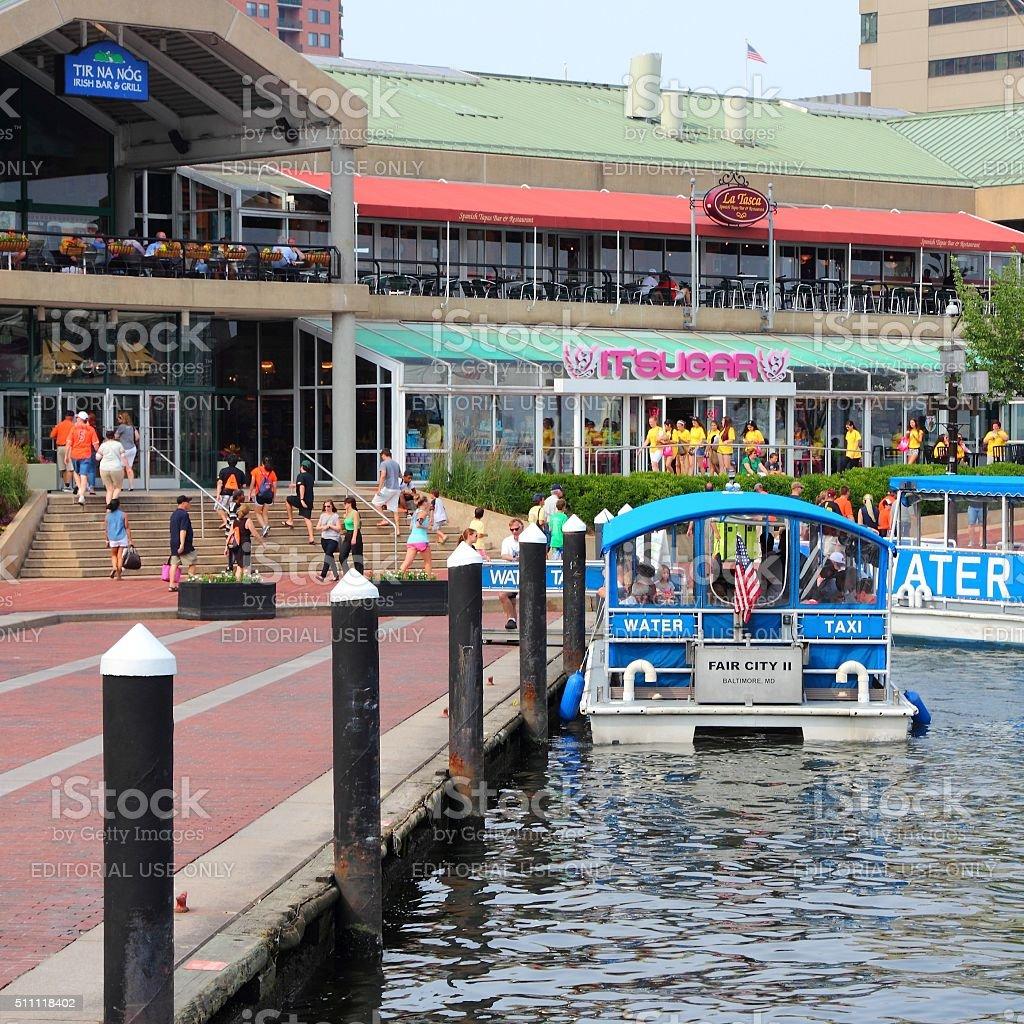 Baltimore stock photo