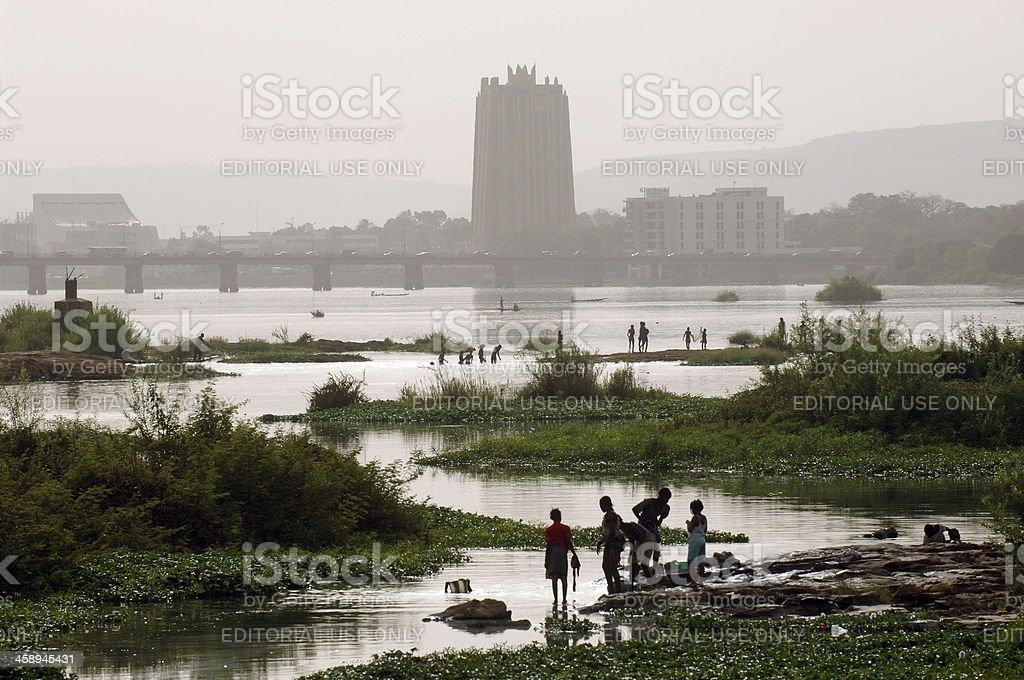 Bamako stock photo