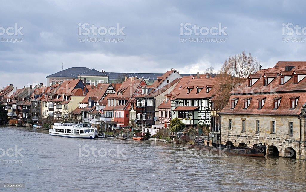 Bamberg, Bavaria, Germany. stock photo