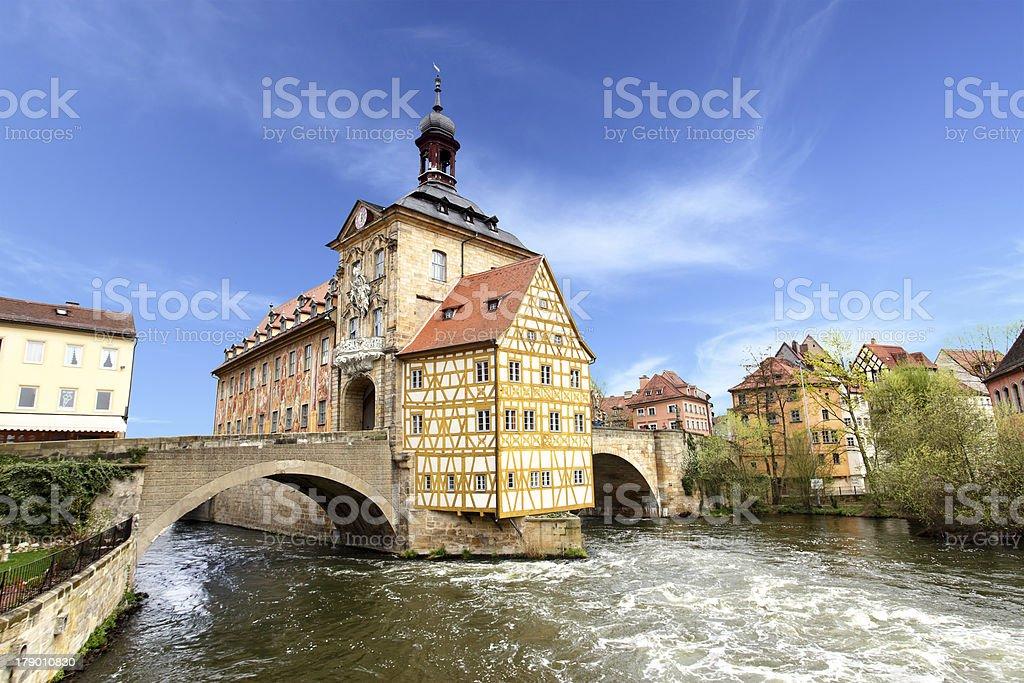 Bamberg stock photo