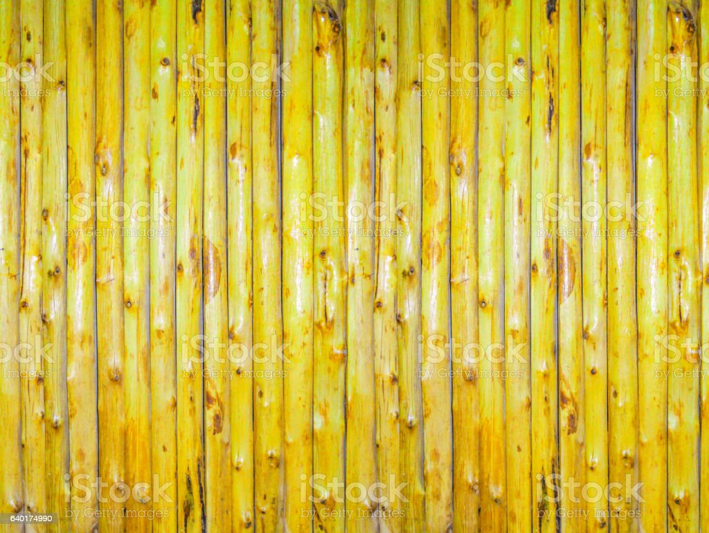 bamboo background yellow tone vertical stock photo