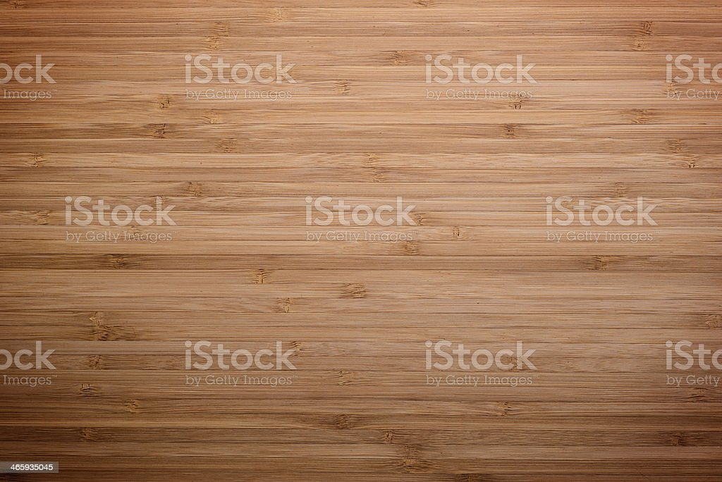 Bamboo Board - Stock Image stock photo