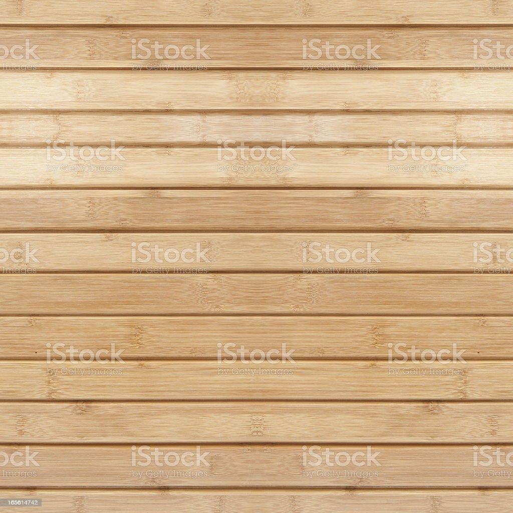 Bamboo floor (XXXL) stock photo