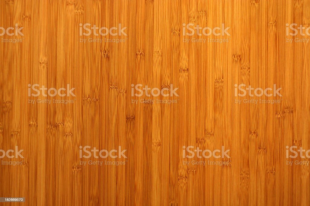 Bamboo Floor stock photo