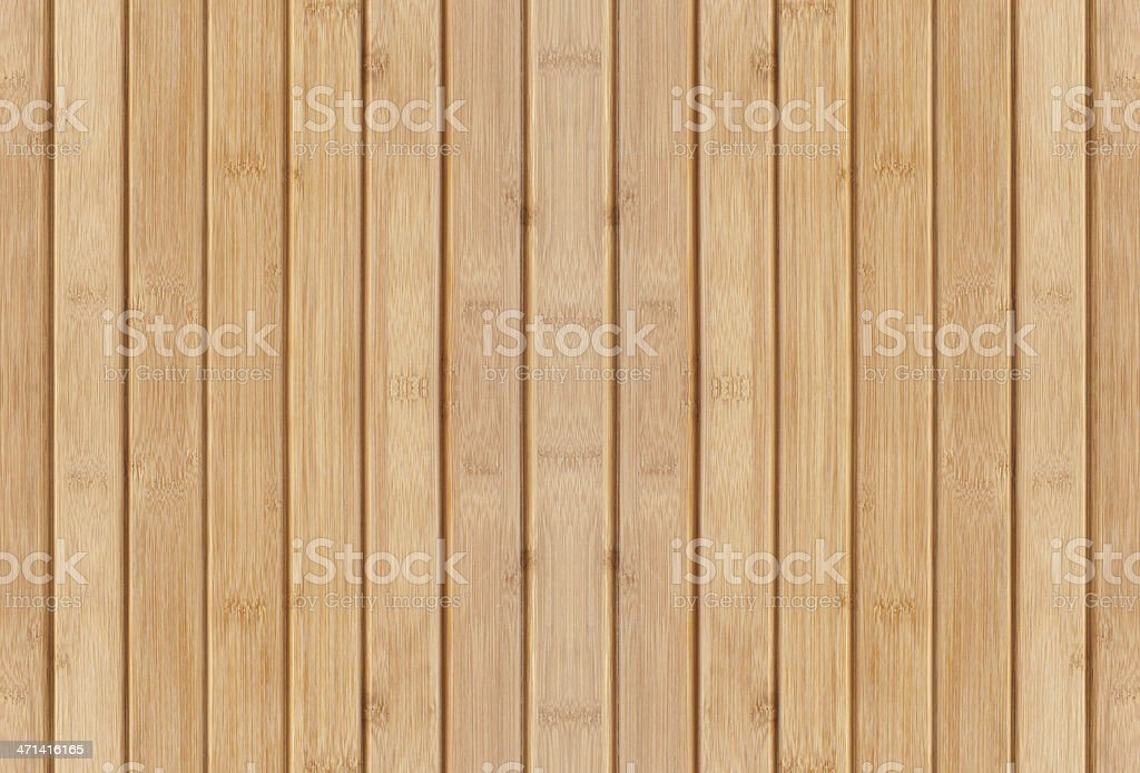 Bamboo floor texture background stock photo