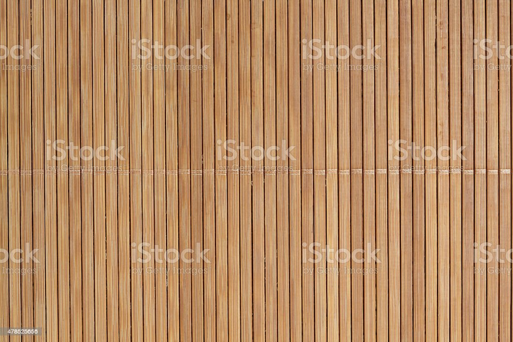 Bamboo jalousie background stock photo