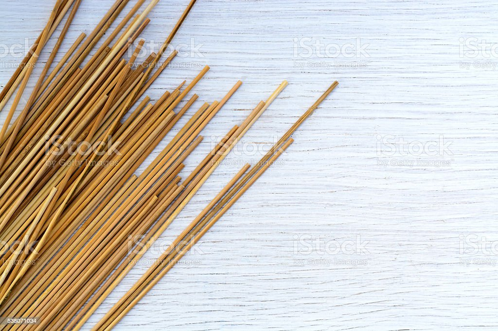 bamboo sticks abstract background stock photo