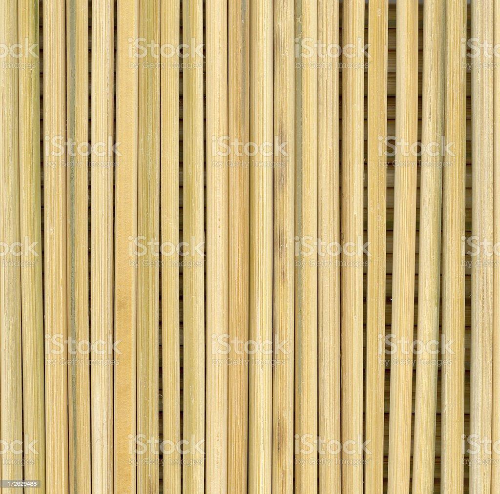 Bamboo sticks XL royalty-free stock photo