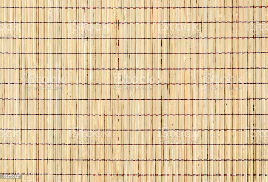 bamboo straw background top view stock photo