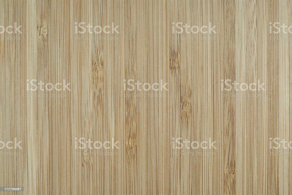 Bamboo Surface, Close Up royalty-free stock photo