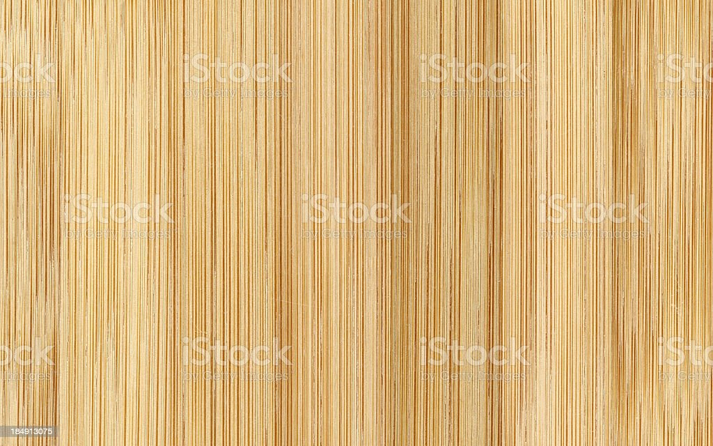 Bamboo Texture (High-resolution) royalty-free stock photo