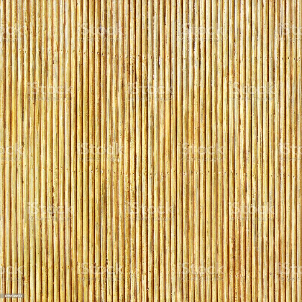 Bamboo wall background royalty-free stock photo