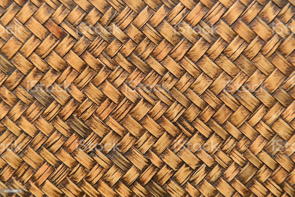 Bamboo Wallpaper stock photo