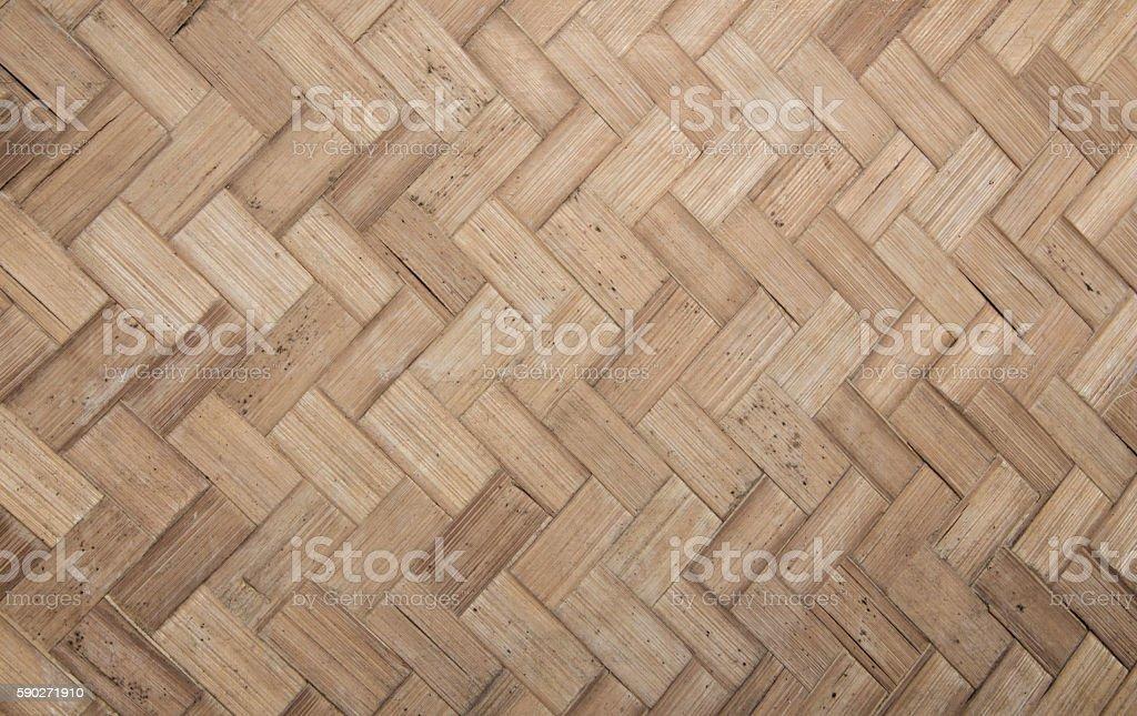 Bamboo wood texture stock photo