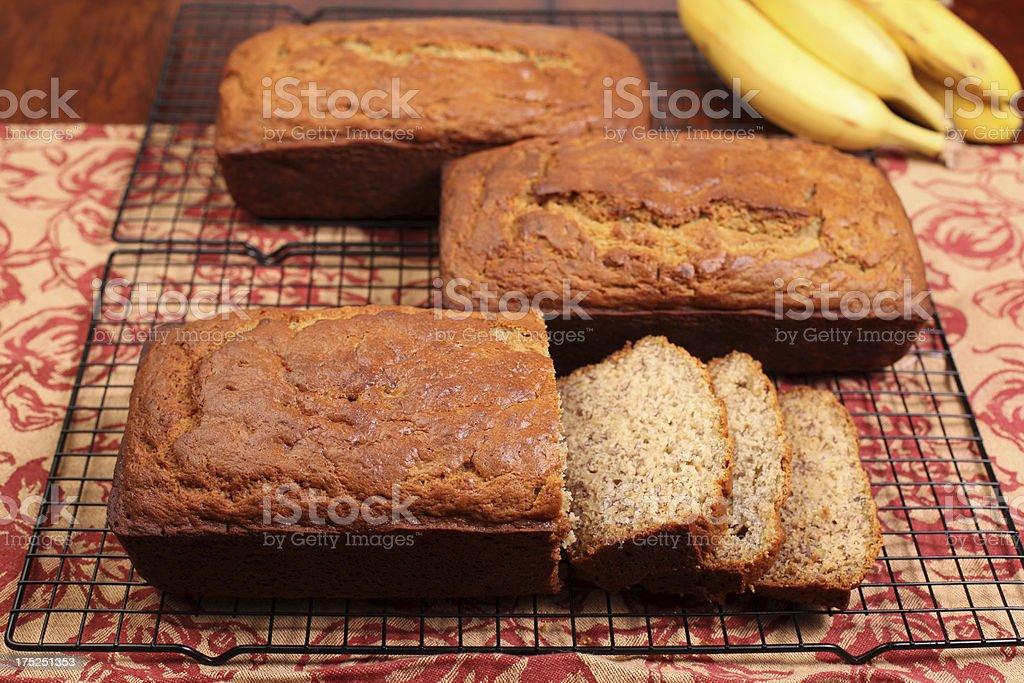 Banana Bread royalty-free stock photo