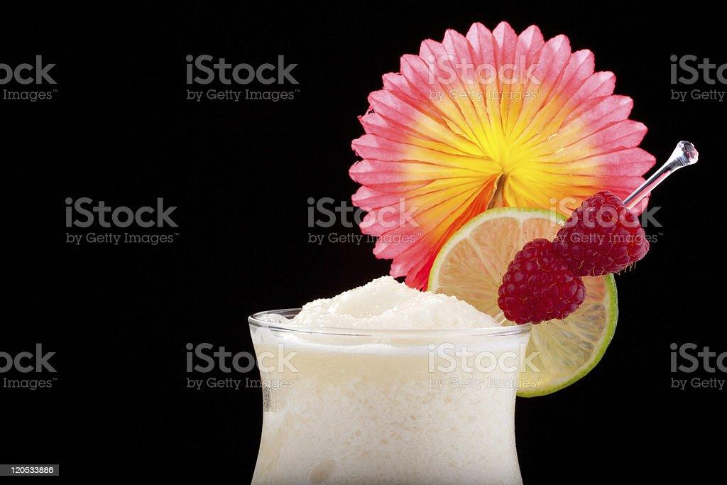 Banana Daiquiri - Most popular cocktails series stock photo
