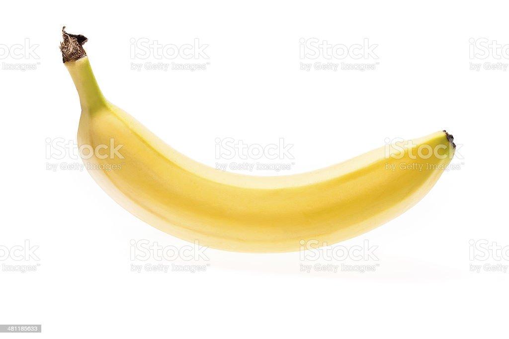 Tipo Banana foto de stock libre de derechos