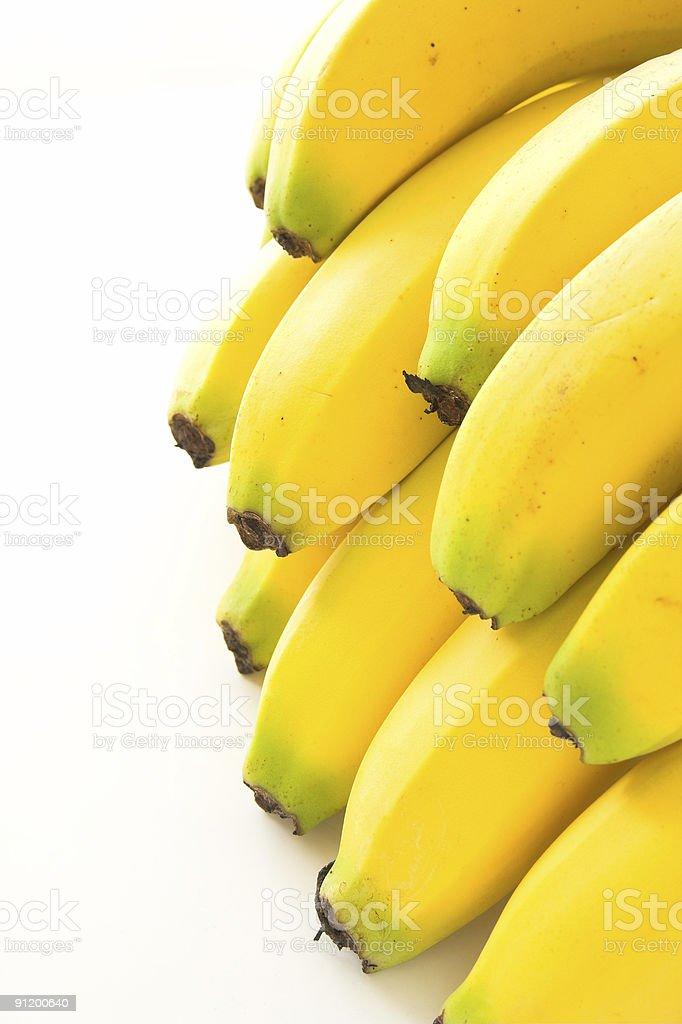 Banany zbiór zdjęć royalty-free