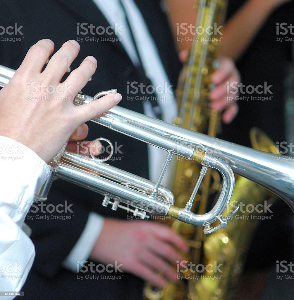 Band stock photo
