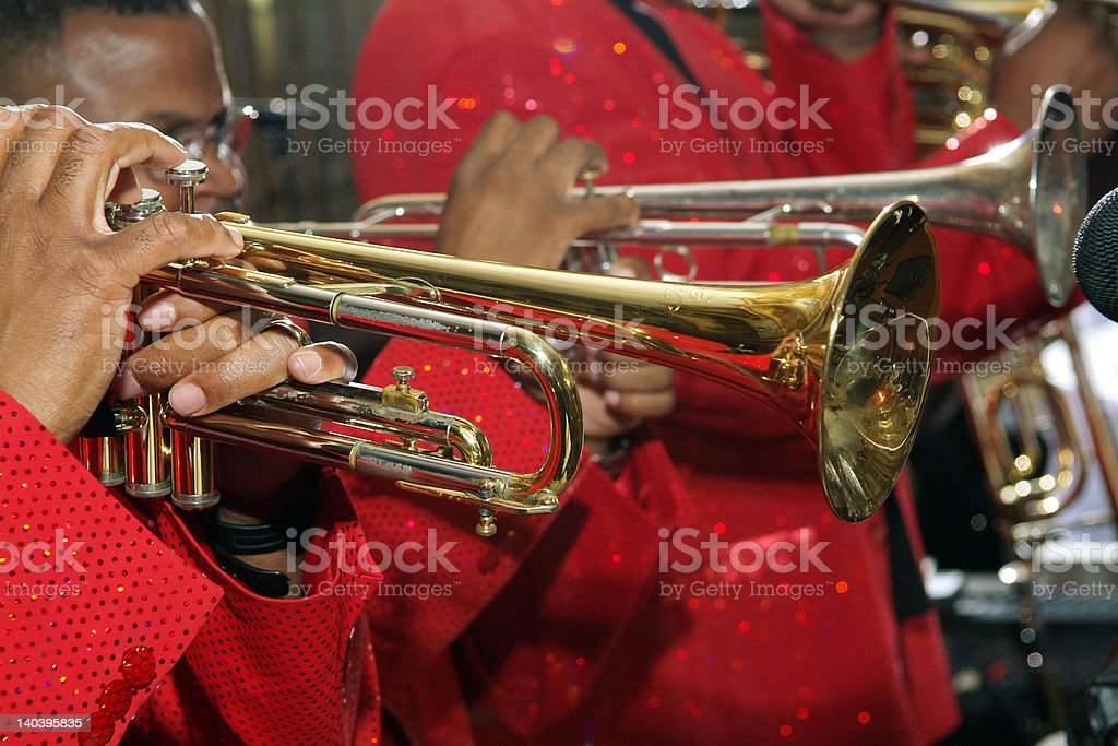 Band royalty-free stock photo