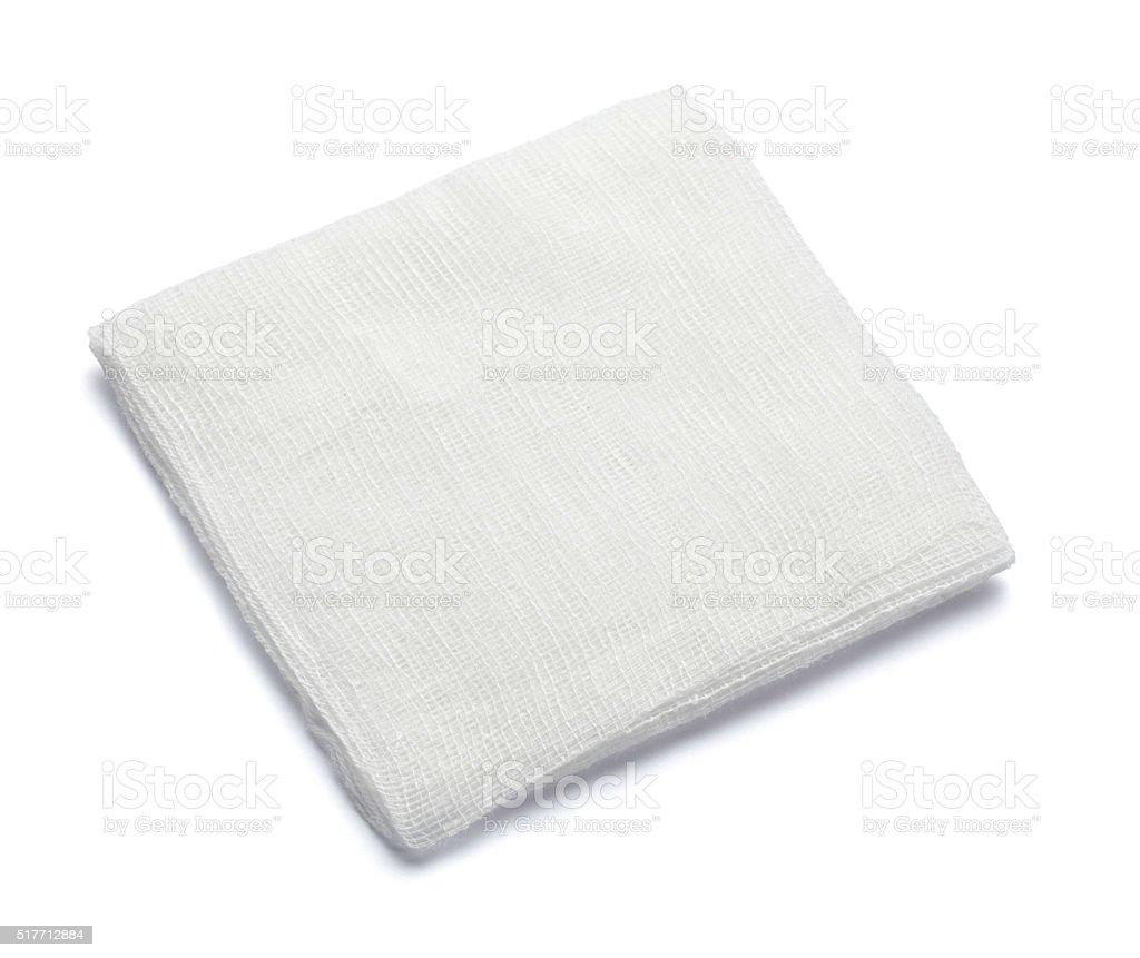 bandage cotton medical aid wound stock photo
