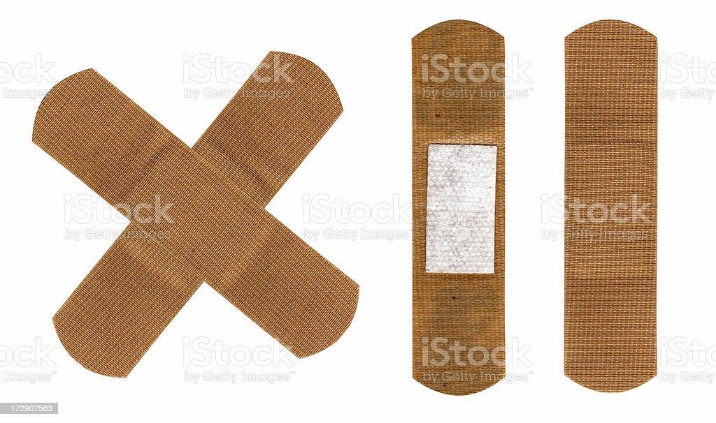 Bandage XXL royalty-free stock photo