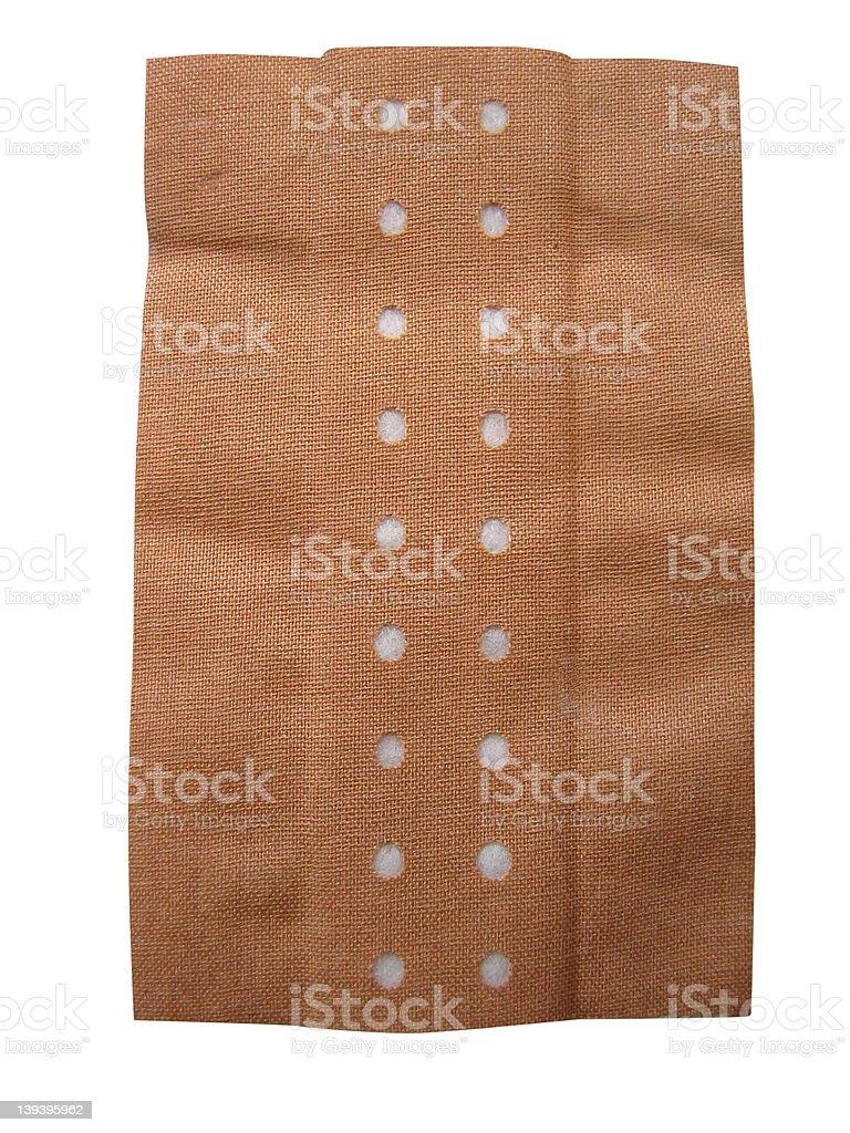Band-aid royalty-free stock photo