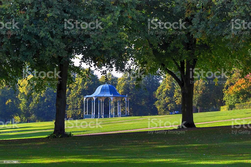 Bandstand. stock photo