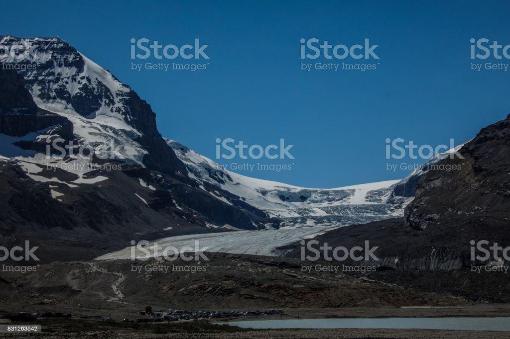Banff National Park 2017 stock photo