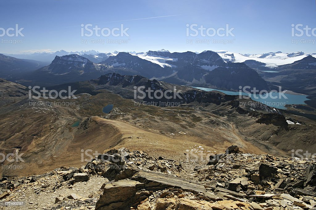 Banff National Park, Alberta stock photo