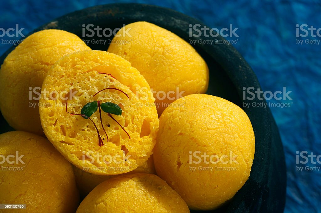 Bangali Indian sweets stock photo