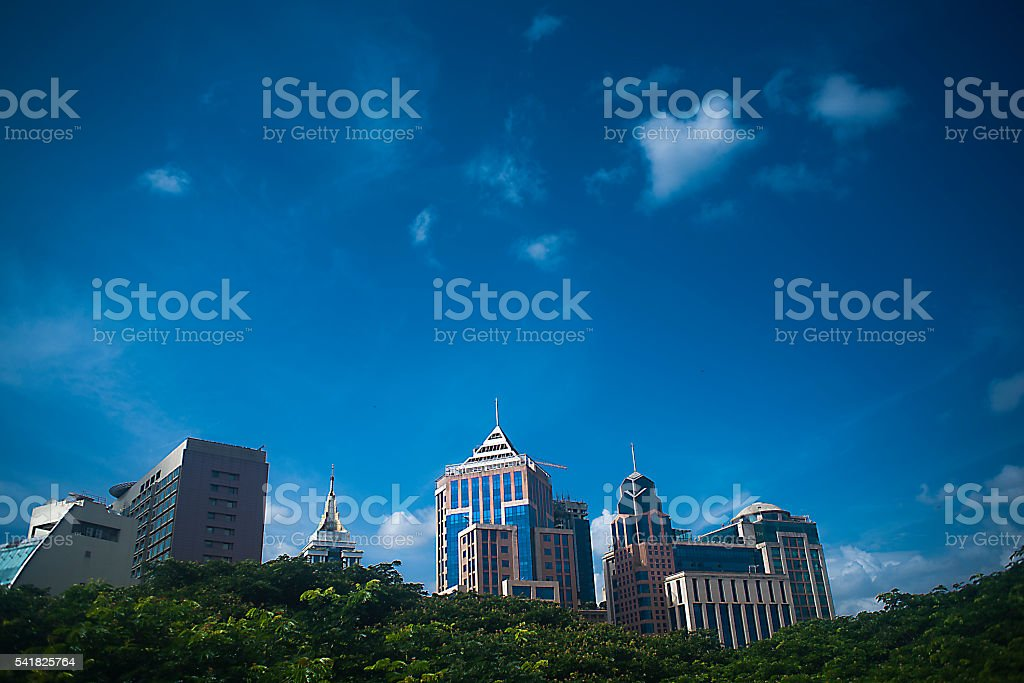 bangalore stock photo