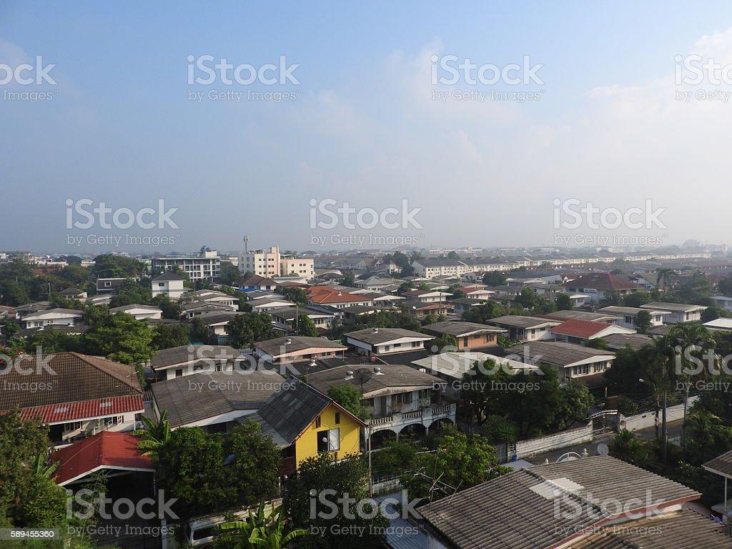Bangkok Metropolitan stock photo