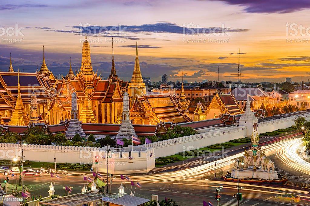 Bangkok Scenery stock photo